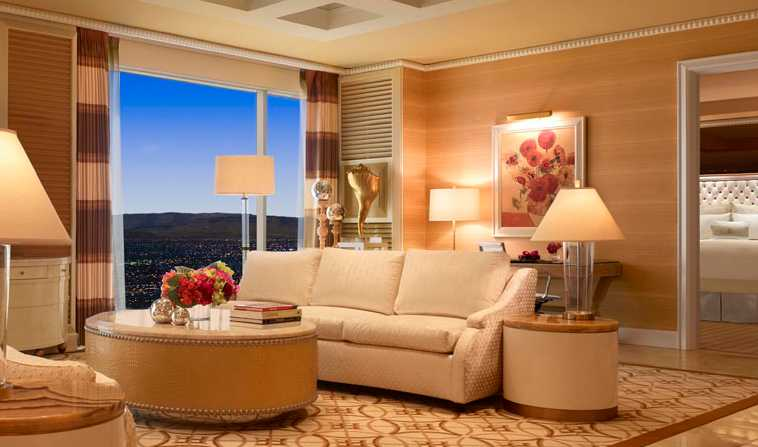 Las Vegas Luxury Hotel Rooms & Suites - Wynn Las Vegas & Encore