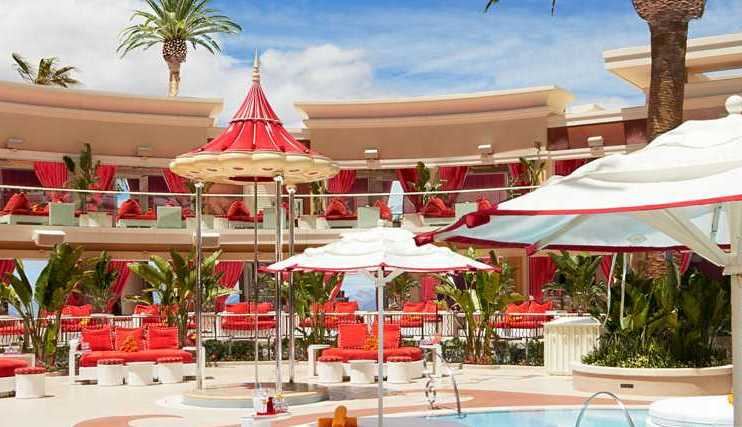 Las Vegas Pool Parties - Encore Beach Club - Encore Las Vegas