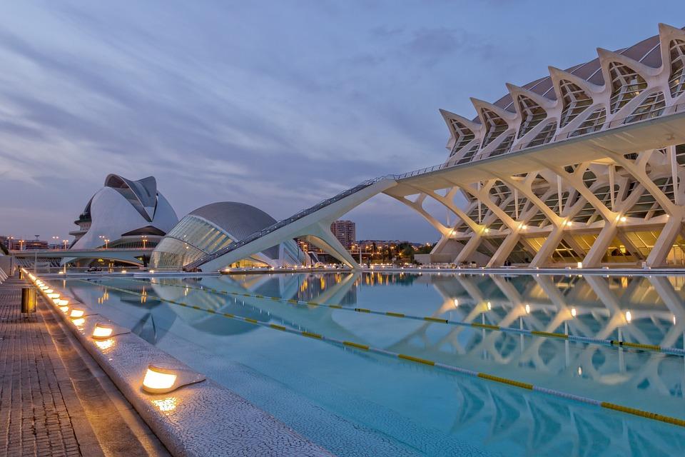 Los mejores hoteles de Valencia – España