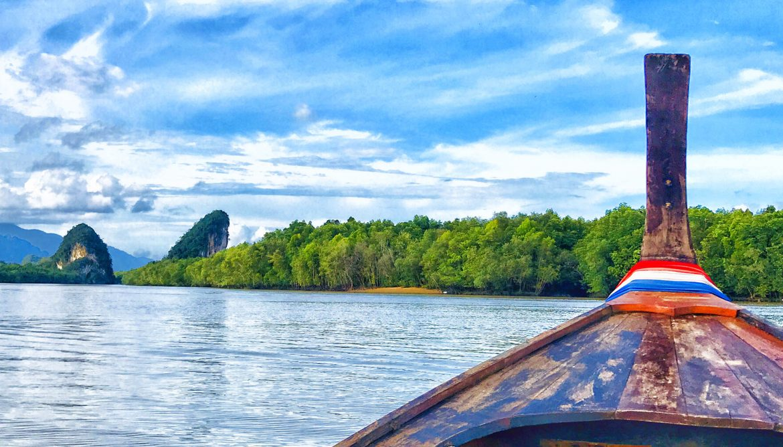 Seis grandes razones para viajar a Tailandia